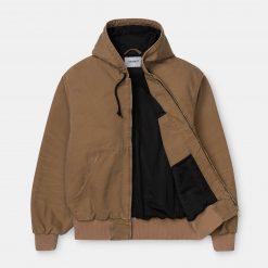 CARHARTT WIP OG Active jacket Hamilton brown (aged)