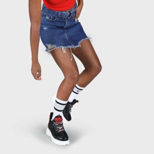 BUFFALO CLD CLD Chai Sneaker vegan black