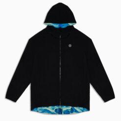DOLLY NOIRE Avatar Reversible jacket – Full Zip Hood