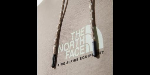 THE NORTH FACE FELPA UOMO FINE ALPINE (Mineral Grey)
