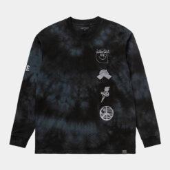 CARHARTT L/S Tab T-Shirt Chromo Black/White