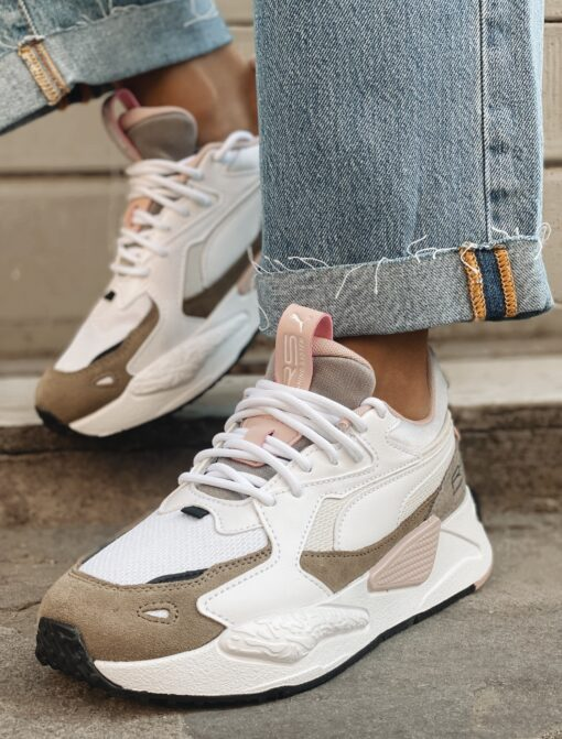PUMA RS-Z reinvent woman white/sand