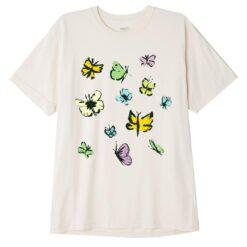 OBEY clothing BUTTERFLIES ORGANIC T-SHIRT