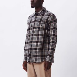OBEY clothing DIVISIONS FLANNEL