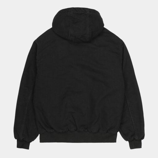 CARHARTT WIP OG Active Jacket (black aged canvas)