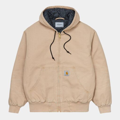CARHARTT WIP OG Active Jacket (dusty h brown)